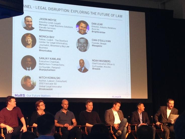LegalX Panel